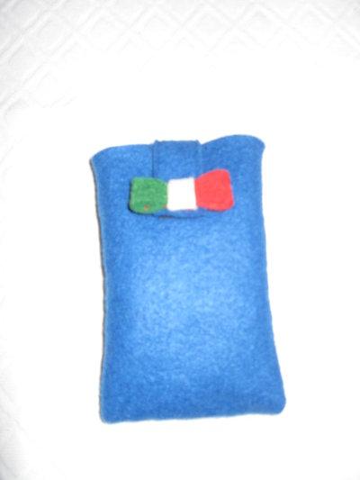 "PORTACELLULARE "" I LOVE ITALY"" (cc151)"