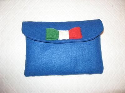 """PORTATUTTO"""" I LOVE ITALY"""" ( cc 156 )"""