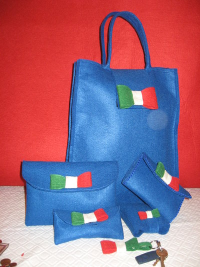 "SET "" I LOVE ITALY "" (cc 159 )"