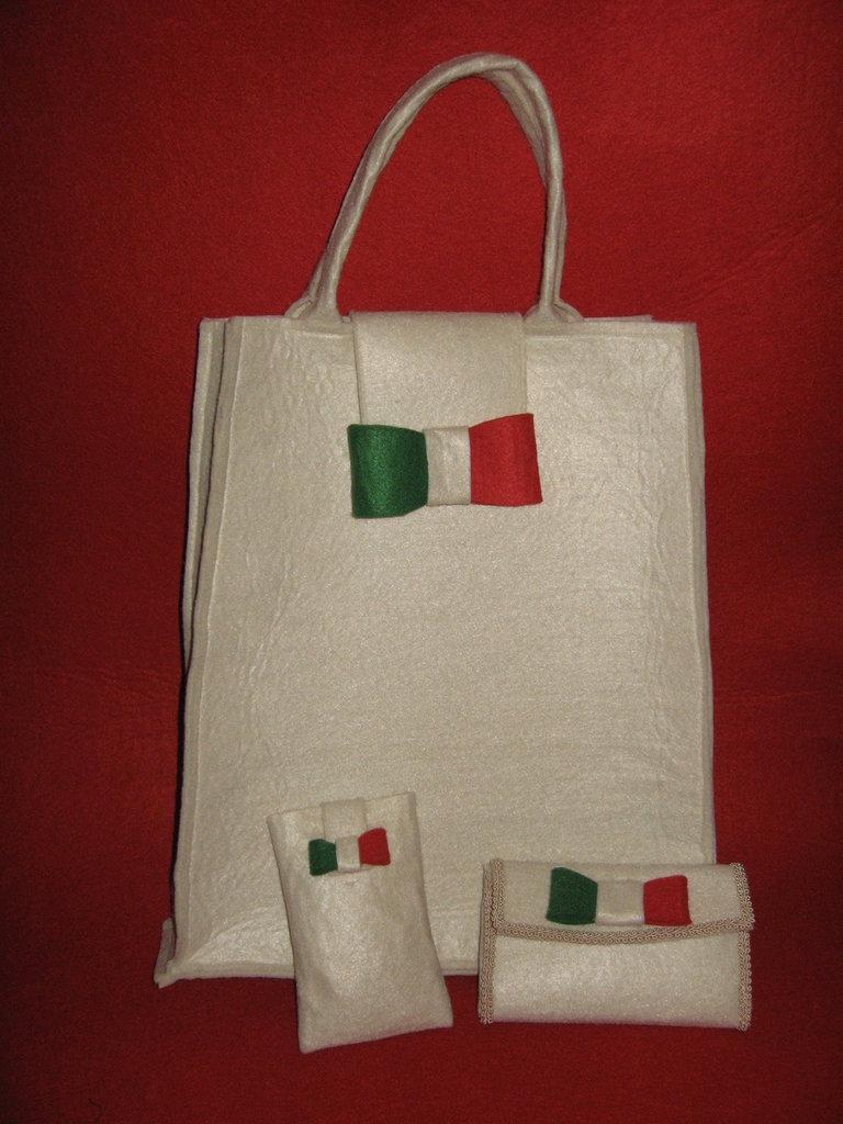"""MINISET """" I LOVE ITALY """"( cc 167 )"""