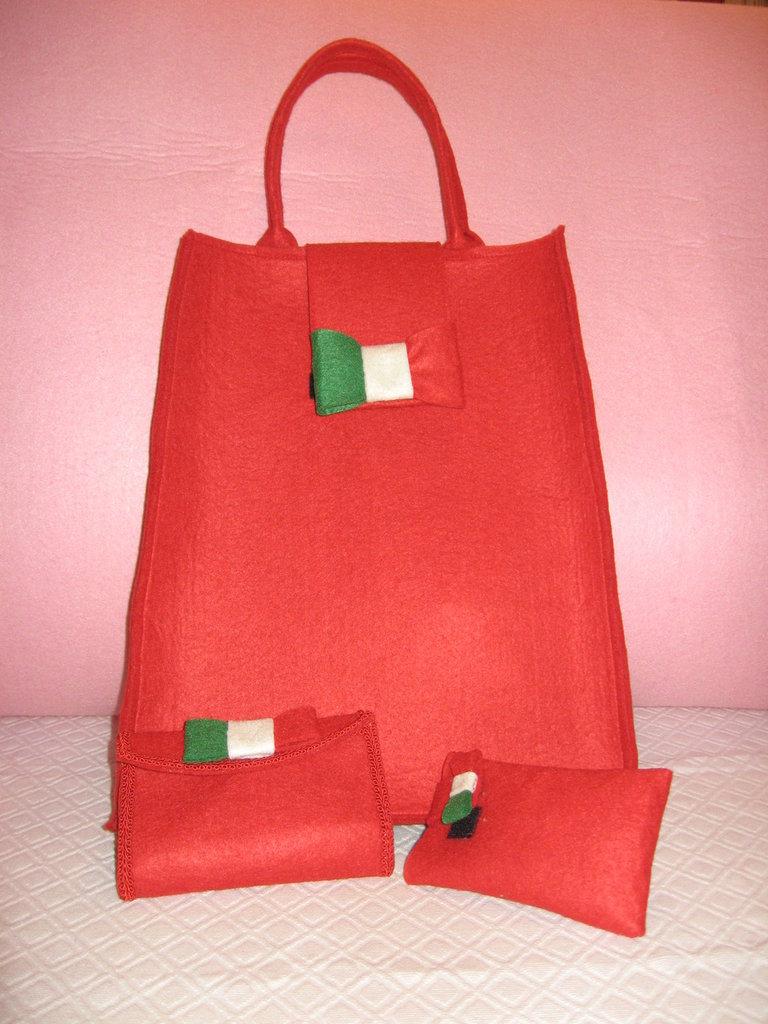 """MINISET """" I LOVE ITALY """"( cc 168)"""