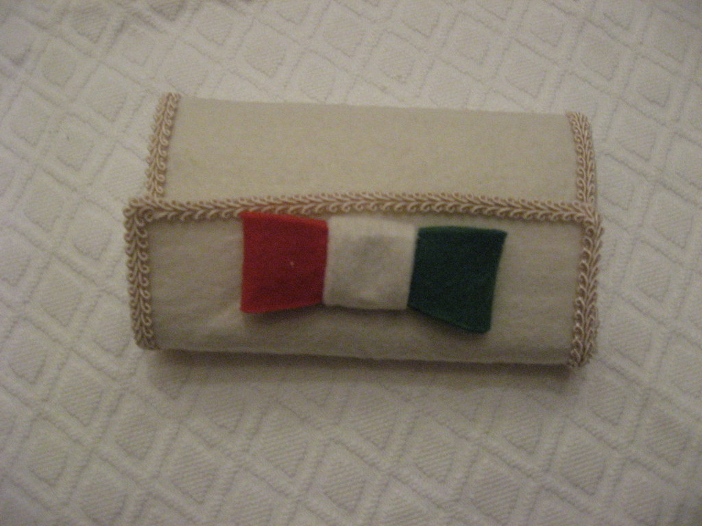 "PORTAFOGLIO "" I LOVE ITALY ""(cc 171)"