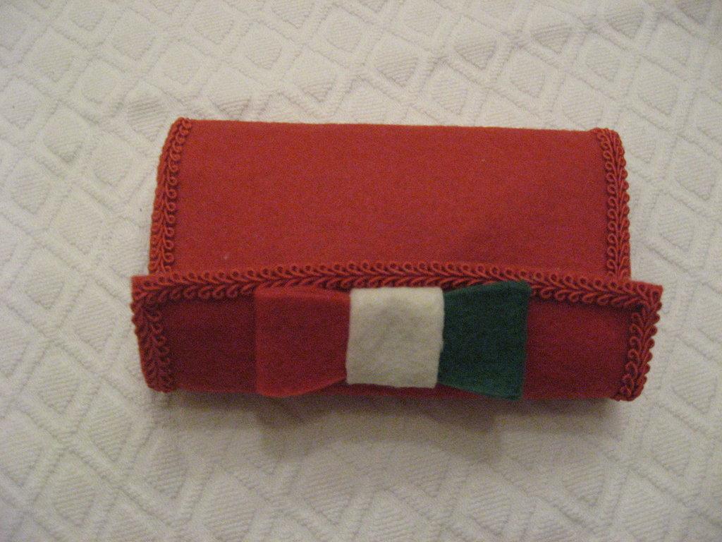 "PORTAFOGLIO "" I LOVE ITALY ""(cc 172)"