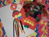 Kit Creativo Carnevale - L'indiano ^^