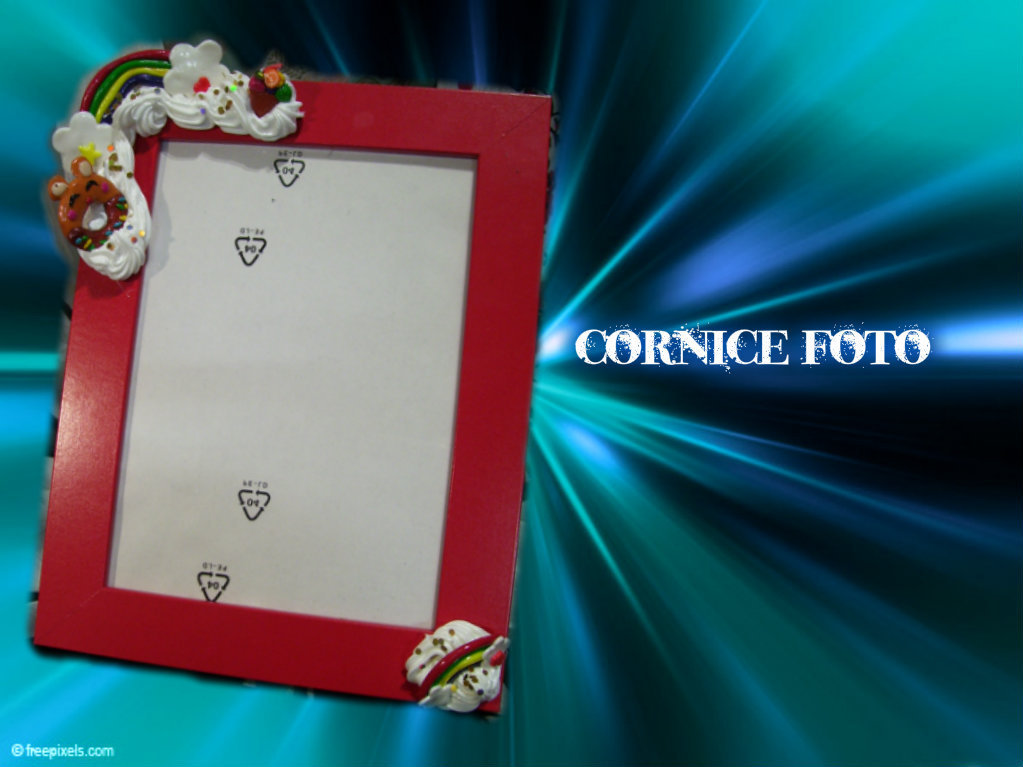 cornice foto art. COR001