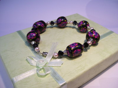bracciale murrina art. BRA007