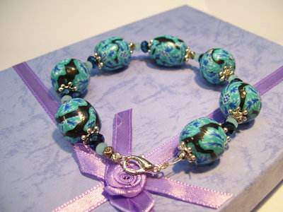 bracciale murrina art. BRA009