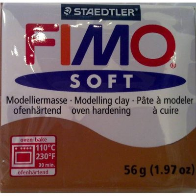 Fimo soft Caramello 7