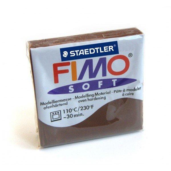 Fimo soft Ciocolato 75