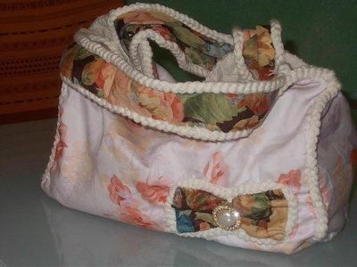 borsa in stoffa handbag