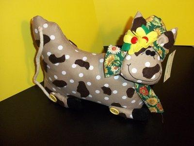 Fermaporta mucca