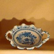 Ceramiche di Caltagirone - Centrotavola