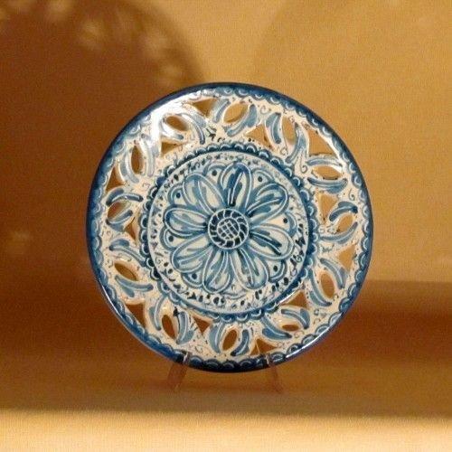 Ceramiche di Caltagirone - Piatto Piccolo