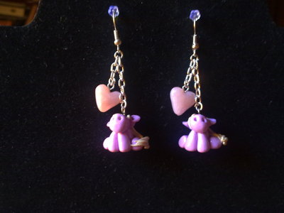 orecchini pony