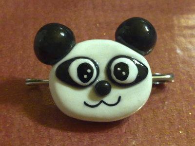 spilla panda