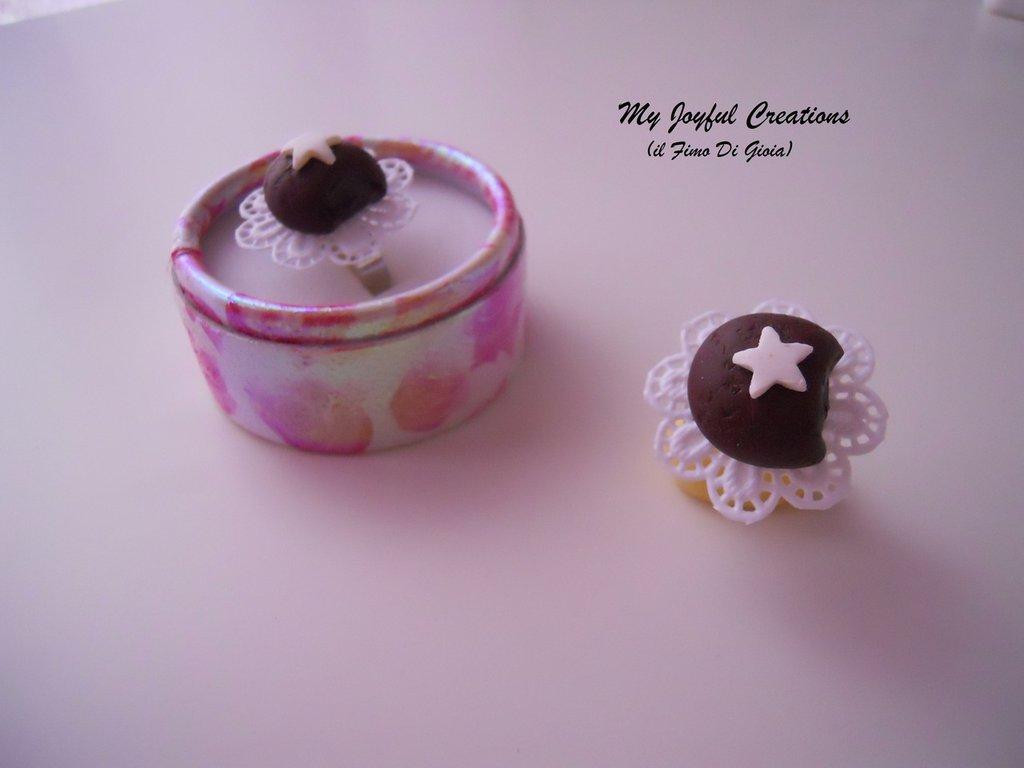 anelli mianiture moon cake pan di stelle
