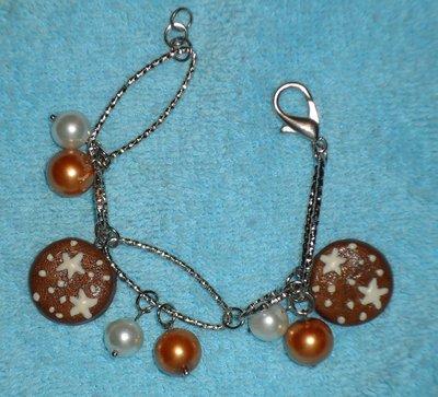 braccialetto pan di stelle