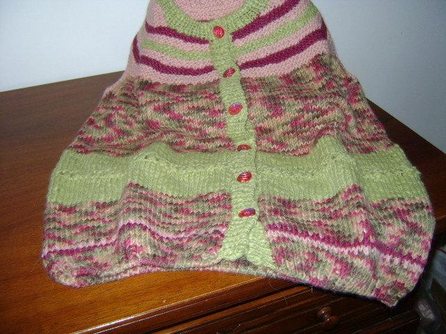 maglia smanicata