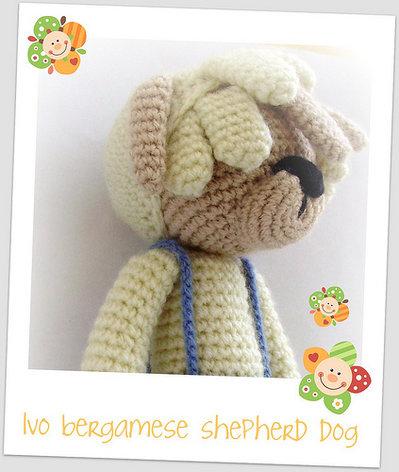Free Crochet Hot Dog Pattern : AMIGURUMI DOG PATTERN FREE Knitting PATTERNS
