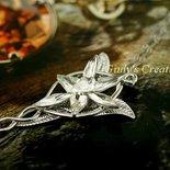 Collana stella del vespro ARWEN il signore degli anelli
