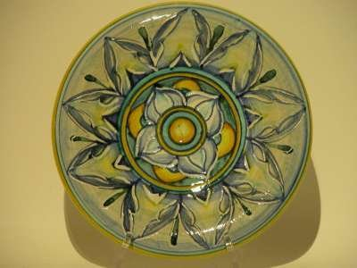 bomboniera ceramica geometrico celtico