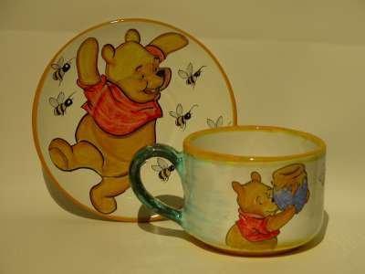 set colazione winnie the pooh breakfat