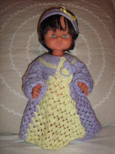 bambolotto vestito hand made