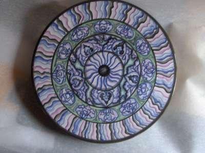 piatto tortiera indian style ceramica
