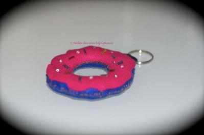 portachiavi Donut