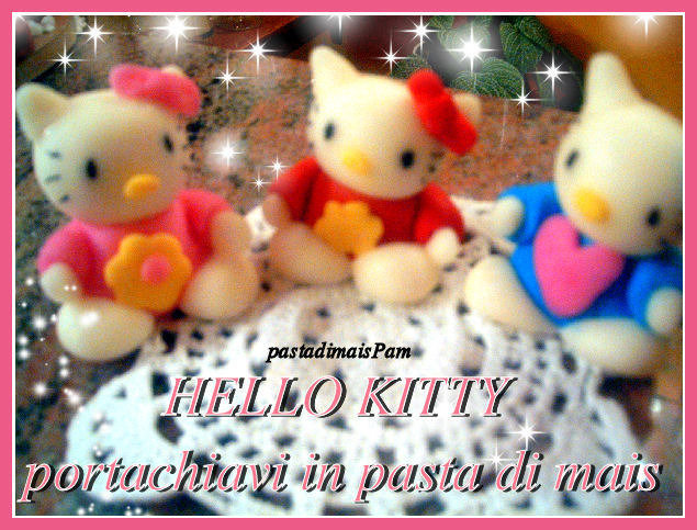 HELLO KITTY PORTACHIAVI
