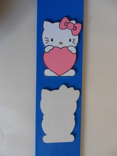 10 sagome hello kitty da decorare
