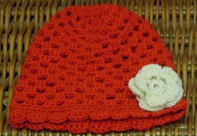 cappellino uncinetto