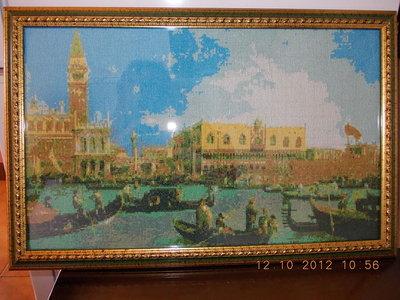 """Quadro """"Il Canaletto"""" (VENEZIA)"""