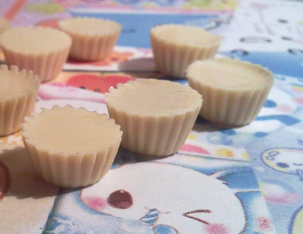 Basi cupcake S color crema