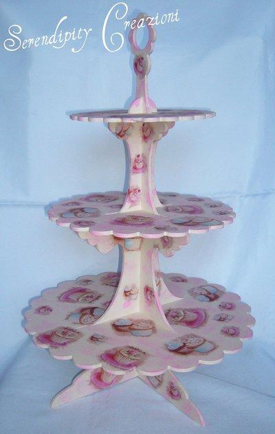 Alzatina Cupcakes
