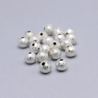20 distanziali - spaziatori diamantati 6mm