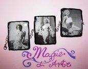 Bracciale con stampa Marilyn