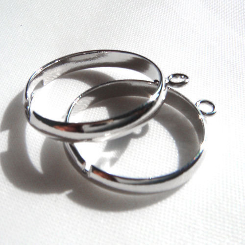 Base anello d.18mm con asola