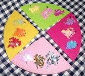 Farfalline  per Nail Art (lotto) - decorazioni glitter 3D ^^