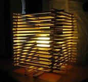 Lampada da tavolo jappo