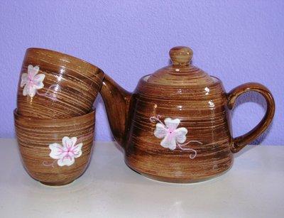 Servizio da thè per due jappo