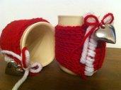 My Valentine-Tazzine avvolte da calda lana