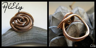 Radici anello wire C02