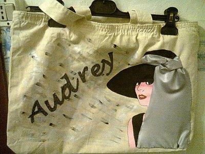 BORSA AUDREY POP ART