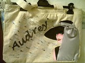 BORSA AUDREY POP ART