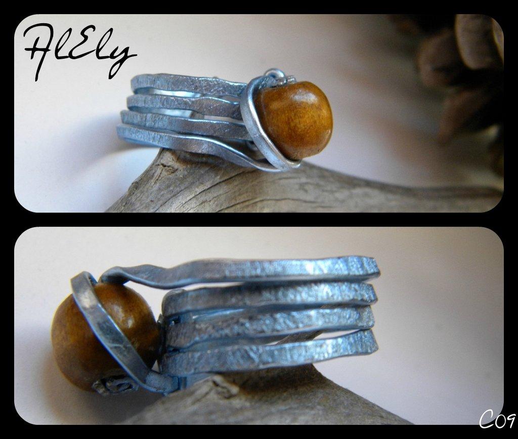 Maniscalco anello wire C09
