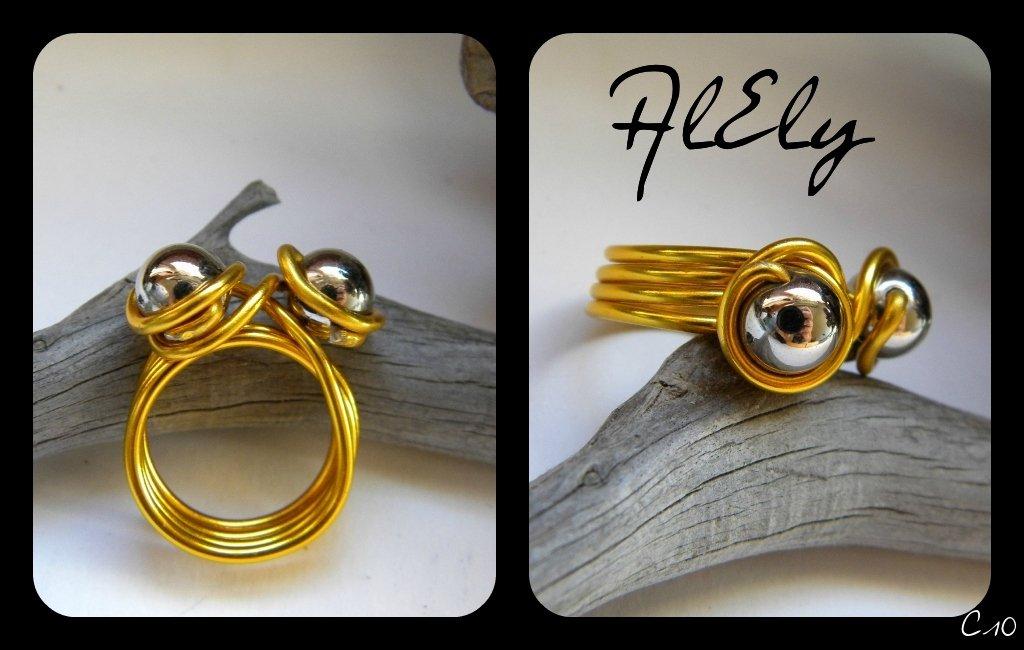 Bon Bon anello wire C10