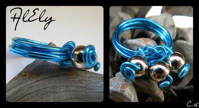 Ricco e Potente anello wire C16