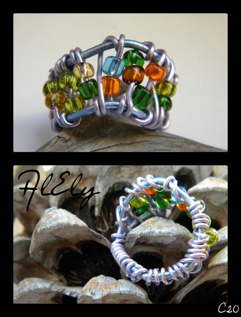 Incoronata anello wire C20