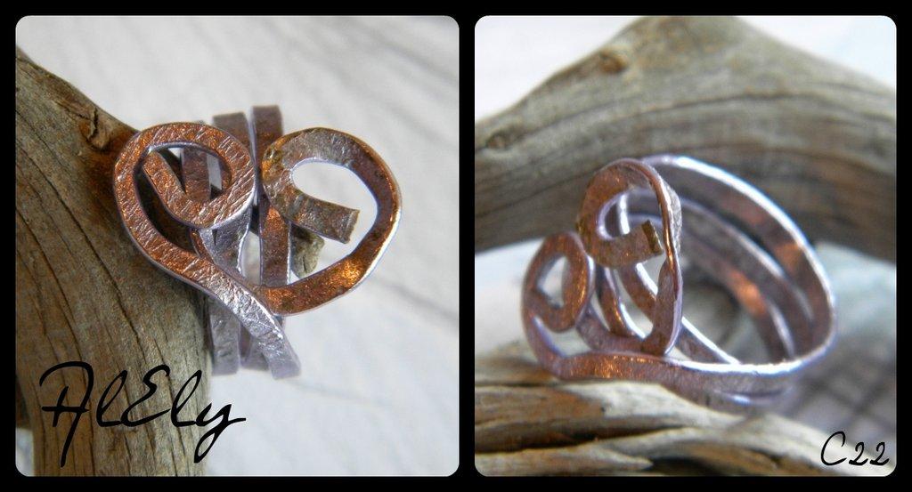 Love anello wire C22